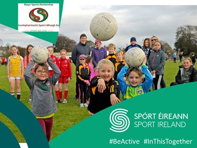 Mayo Sports Partnership COVID-19 Club Small Grant Scheme - NOW CLOSED FOR APPLICATIONS