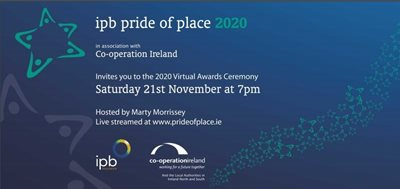 IPB Pride of Place Awards 2020 Saturday, November 21 at 7.00pm