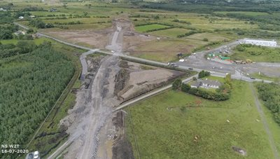 N5 Westport To Turlough Road Project