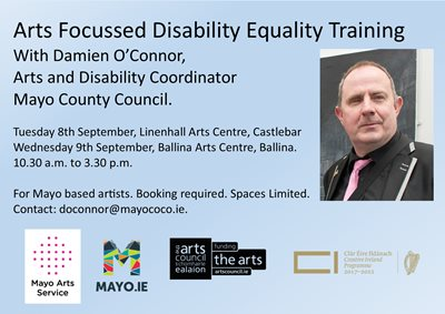Art Focussed Disability Equality Training